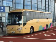 RY1409 Hong Kong-Zhuhai-Macau Bridge Shuttle Bus 18-06-2019