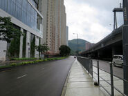 Sha Tin Wai Road near Nganshing2 20170724