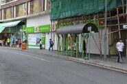 Shek Yam Road GMB stop