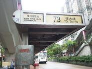 Wah Ming KMB 73 stop