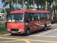 JE3686 Madame Tussauds shuttle bus 12-05-2019