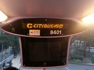 CTB 8401 Stop reporter