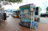 Central (Star Ferry) Bus Terminus 15C Kiosk 201709