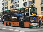 4033 NWFB 970(To Mong Kok only) 26-11-2019