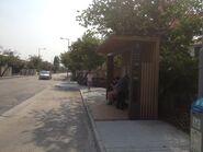 Fairview Park number four bus stop