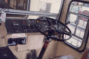KMB Leyland Victory Mk 2 driver cab