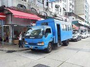FE8795 Man Uk Pin Lorry Bus in Fanling terminus 06-04-2015 3