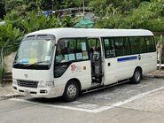 JJ7025 Ma On Shan Residents Bus Management Association NR84 15-07-2020