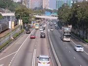 Tai Po Road Sha Tin Wo Che Footbridge 2