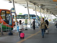Lok Ma Chau Control Point Departure 3