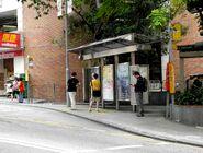 Seymour Road bus stop----(2013 10)