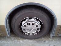 KMB ATENU DENNIS Wheel