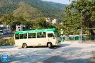 Pak Ngau Shek Minibus 20180210 2