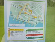 HK Marathon 2013 notice - Central Piers 2