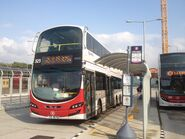 323 K75A in Tin Shui Wai Station bus terminus
