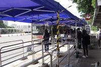 Shing Mun Tunnels Bus Interchange STbound 1 20151210