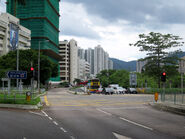 Siu Lek Yuen Road Near STWR 20170727