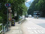 CUHK Bus Stop 4