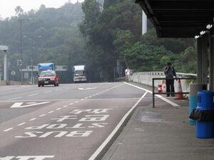 Shing Mun Tunnels Interchange 7