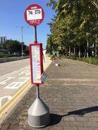Science Park P1 Stop (South Bound) 20141230