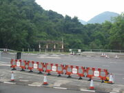 Lion Rock Tunnel Toll Plaza 2