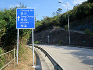 South Lantau Road near SPPS 20191209