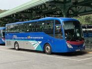 VY9323 MTR Shuttle Bus TE13 10-04-2020