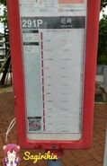 KMB 291P RouteInfo