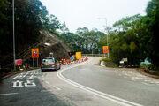 Shek Pik Au WWO Access Road 20160428