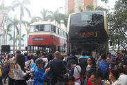 D26 & ATENU930 Getting Around with KMB, Yesterday and Today exhibition bus