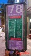 KLNGMB 78 RouteInfo