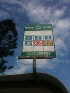 NLB Sun Wai Tsuen bus stop