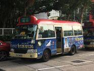 TA3425 Mong Kok to Megabox 19-09-2019