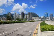 Shing Kai Road Kai Tak Sports Park Section