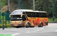 TB3454@Disney Resort bus (2015 05)