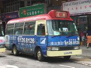 LU6498 Yuen Long to Tai Po 17-08-2018