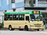 新界專綫小巴89P線