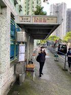 KMB Lung Pak House bus stop 13-06-2020