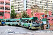 Lok Wah Estate Bus Terminus 201801 GMB -1