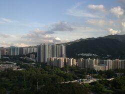 Sheung Shui Fanling landscape