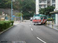 Tin Wan Estate (Tin Chak House) Minibus Terminus -3
