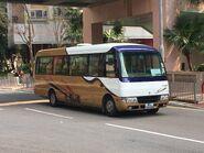EL9668 Horizon Plaza Shuttle Bus 07-04-2019