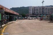 Mui Wo Ferry Pier Bus 201509 -1