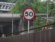 Speed limit 50