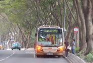 KMB RA4045 270 Sheung Shui CICTA Training Centre