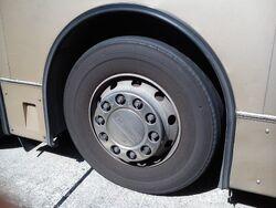 Trident wheel-10 holes