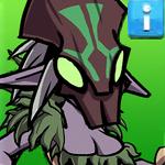 Marsh Goblin Witch EL1 icon