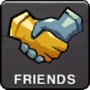 Friend Code Button
