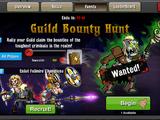 Guild Bounty Hunt