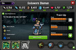 Godsworn shaman lvl100